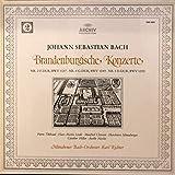 Johann Sebastian Bach -- Münchener Bach-Orchester · Karl Richter - Brandenburgische Konzerte (2) (Nr. 2 F-Dur, BWV 1047 · Nr. 4 G-Dur, BWV 1049 · Nr. 5 D-Dur, BWV 1050) - Archiv Produktion - 198 488