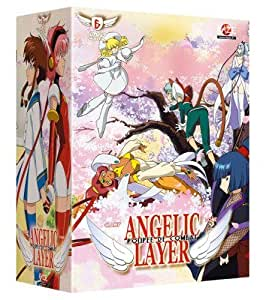 box 6dvd de rangement angelic layer avec dvd vol 1 amazon. Black Bedroom Furniture Sets. Home Design Ideas
