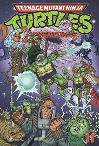 Teenage Mutant Ninja Turtles Adventures Volume 11 (TMNT Adventures, Band 11)