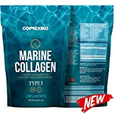 Premium Marine Collagen Peptides - Wild Caught Fish from Canada (Not Farmed), Protein