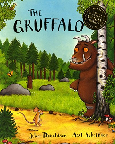 The Gruffalo: Big Book (Big Books)