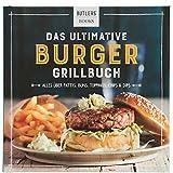 BUTLERS Kochbuch Burger Grillbuch - köstliche Rezepte für Hamburger und Grillgerichte - einfach und lecker