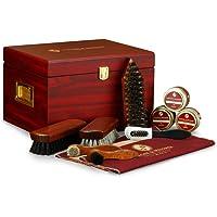 Langer & Messmer Esclusiva scatola in legno München per organizzare tutti i prodotti necessari per la cura e la pulizia…