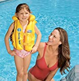 #3: Orpio children pool swimming vest kids life jacket child save suit boys and girls cute cartoon inflatable swim vest brand top quality(Step 2)
