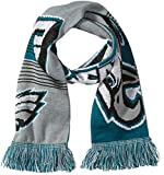 Philadelphia Eagles Split Logo Reverse Scarf