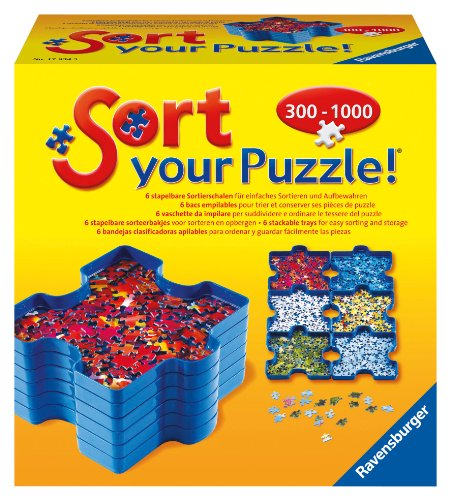 Ravensburger - Sort your puzzle (17934 3)