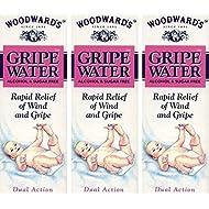 Woodwards Gripe Water 150ml x 3 Packs
