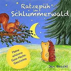 Ratzepüh im Schlummerwald: Meine schönste Gute-Nacht-Geschichte