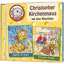 Christopher Kirchenmaus, Folge 1/2: Unglück im Regen / Ein guter Freund