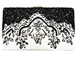 Mehrunnisa Box Clutch Evening Bag For Women
