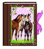 Pferdefreunde: Kleines Foto-Einsteckalbum (Verkaufseinheit)