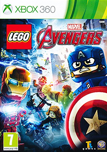 Warner Brothers - Lego Marvel Avengers /X360 (1 Games) (Xbox 360 Marvel Videospiel Lego)