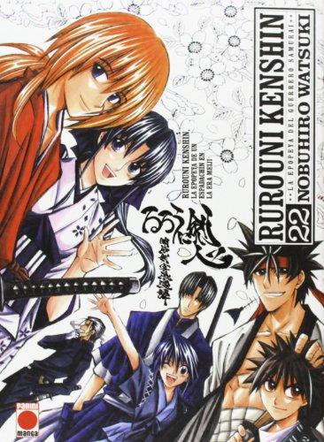 Rurouni kenshin,22 -integral- editado por Panini / marvel