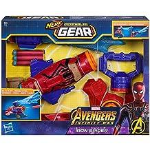 Marvel Avengers Assembler Gear Spider Man, Talla única (Hasbro E2134EU4)