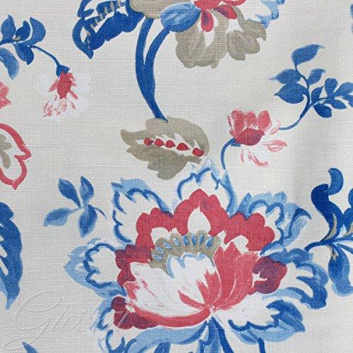 tessuto-arredo-fantasia-fiore-tappezzeria-copritavola-divano-cuscino-giosal-rosso-al-metro