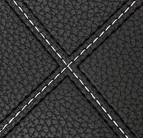 Ms. Spalla Tendenza Di Modo Sacchetto Diagonale Sacchetto Semplice Della Borsa Selvatico Polso Sacchetto Spiraea Black