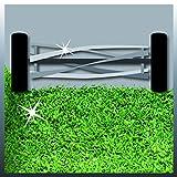 Einhell Hand Rasenmäher GE-HM 38 S (38 cm Schnittbreite, max. 38 mm Schnitthöhe, empfohlen bis 250 m²) - 5