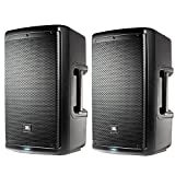 'JBL EON 615-Par de Altavoces Activos 152Vías Bass-Reflex 1000W con Bluetooth