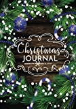 Christmas Journal: 25 Year Christmas Memory Book...