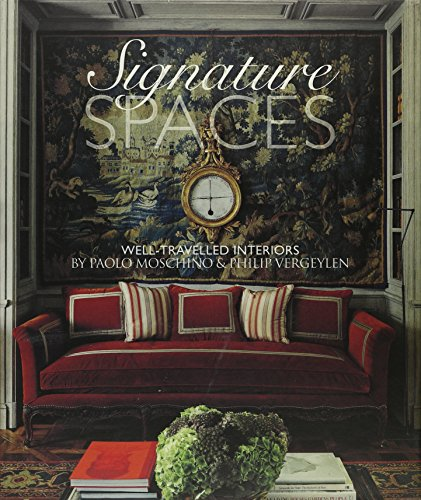 Signature Spaces: Well-Travelled Spaces by Paolo Moschino &Philip Vergeylen