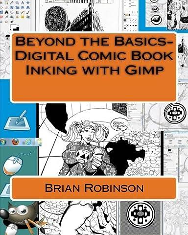 Beyond the Basics-Digital Comic Book Inking with Gimp