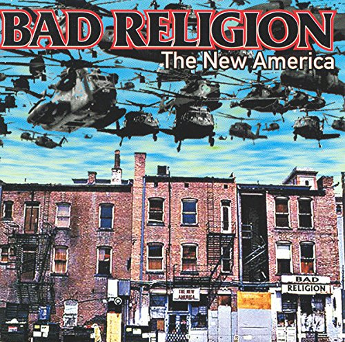 The New America-Remastered [Vinyl LP]
