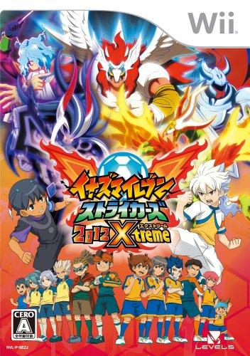 Inazuma Eleven Strikers 2012 Xtreme [Japan Import] by Level 99