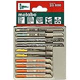 Metabo 6.23600.00 Lot de 10 lames de scie sauteuse (Import Allemagne)