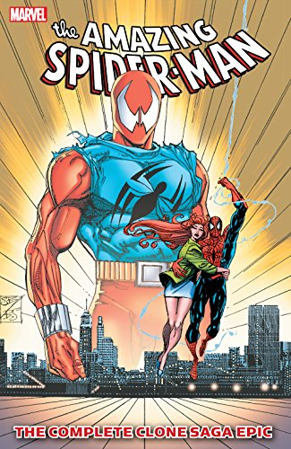 Spider-Man: The Complete Clone Saga Epic - Book Five (English Edition)