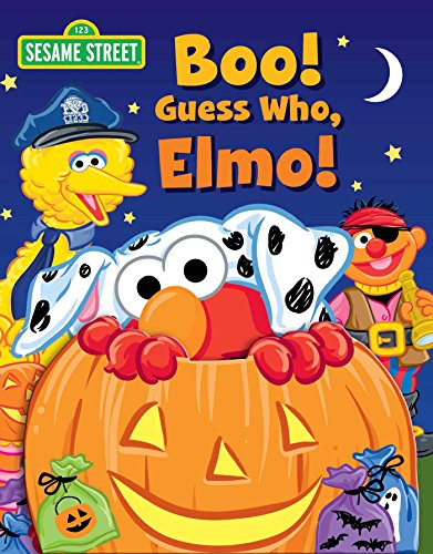 Guess Who, Elmo! (Guess Who! Book) ()