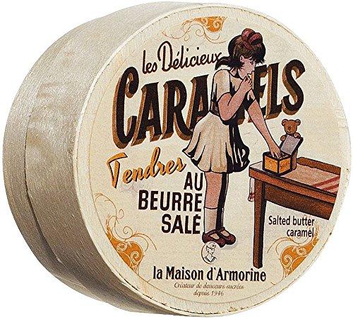 La Maison d'Armorine Karamellbonbon mit gesalzener Butter, 50g.