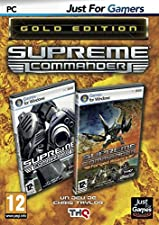 Supreme Commander - édition Gold (Sup Com + Forged Alliance)