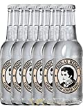 6 Flaschen Thomas Henry Elderflower Tonic a 200ml Glas
