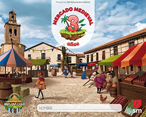 Mercado Medieval (Nivel 1). Explora