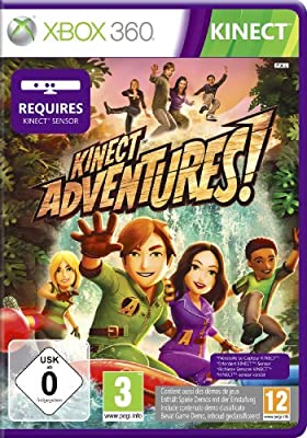 Kinect Adventures! - Kinect by Green Umbrella
