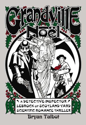 Grandville Noel (Hardcover)