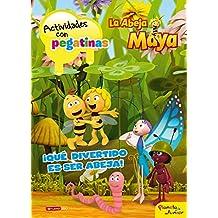 La Abeja Maya. Actividades Con Pegatinas. ¡Qué Divertido Es Ser Abeja! (La Abeja Maya 3d)