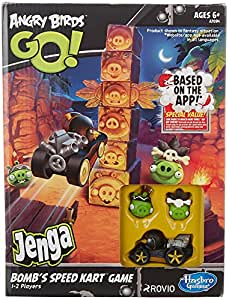 Angry Birds GO! Exclusive Game Bombs Speed Kart