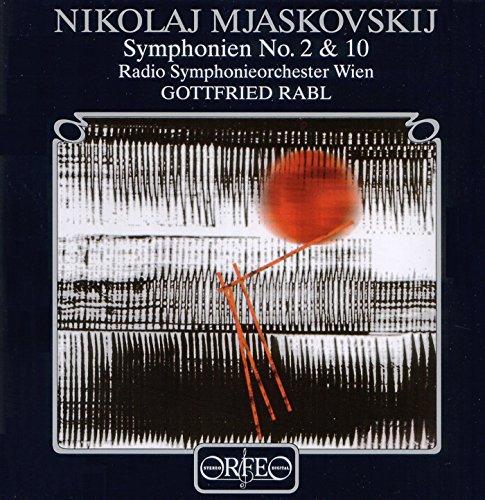 Myaskovsky: Symphony Nos. 2 & 10
