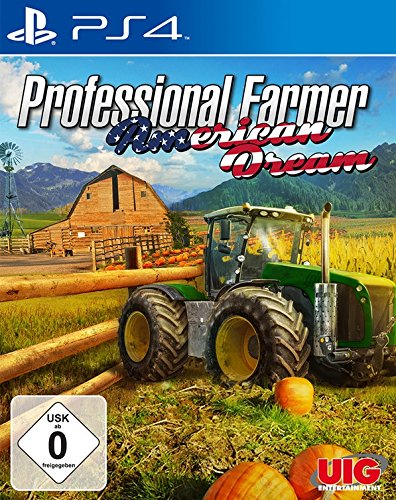 Team Usa Dream (Professional Farmer - American Dream)