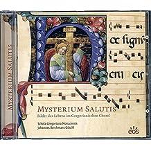 Mysterium Salutis. Bilder des Lebens im Gregorianischen Choral: Schola Gregoriana Monacensis, Johannes Berchmans Göschl