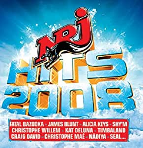 Nrj Hits 2008 (inclus 2 CD)
