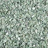 EFFEKT-MUSCHELGRANULAT 2-5mm 1 kg Muschel Sand in MINT -49