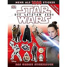 Star Wars™ Episode VIII Die letzten Jedi. Das große Stickerbuch