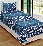 Single Bedsheet(100% Cotton, 1 single be...