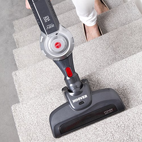 61bp lQQg4L. SS500  - Hoover Freedom 3in1 Cordless Stick Vacuum Cleaner, FD22G, Handheld, Above Floor, Lightweight, Wall Mount, Tools - Silver/Grey