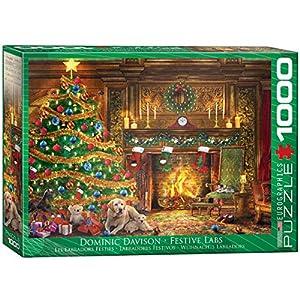 Eurographics 6000-0974 Puzzle Puzzle - Rompecabezas (Puzzle Rompecabezas, Navidad, Niños y Adultos, Niño/niña, Interior, Cartón)