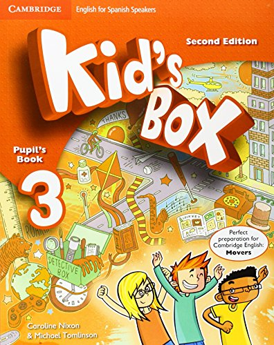 Kid's Box for Spanish Speakers Level 3 Pupil's Book Second Edition