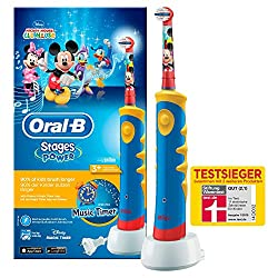 Testberichte zu Oral-B Advance Power Kids