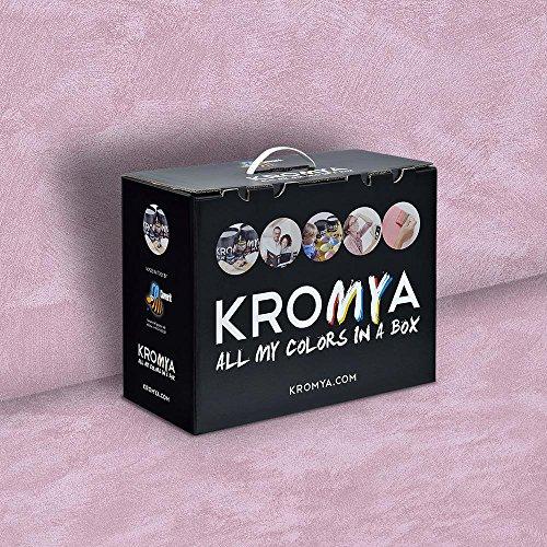 kromya-box-my1-s-silver-silver-pittura-decorativa-dallaspetto-sabbiato-metallico-perlescente-effetto